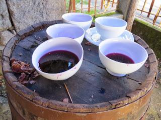 Vino, Magosto, Fiestas, Cobres Rural