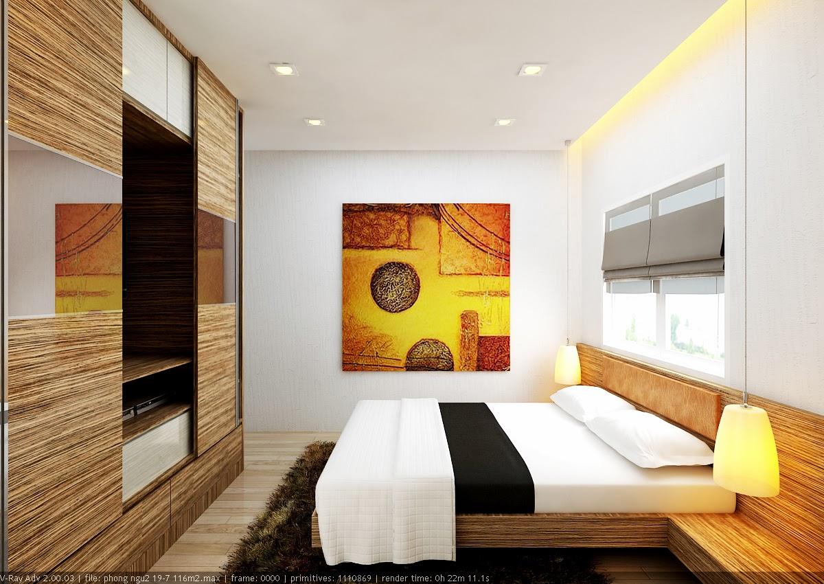 nội thất căn hộ estella