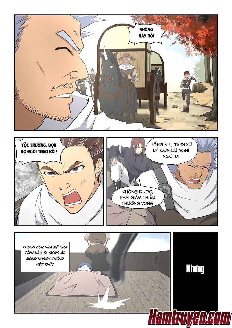 Kiếm Nghịch Thương Khung Chapter 5 - Truyentranhmoi.net