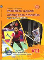 Download Buku PJOK KTSP 2006 SMP Sederajat