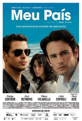 Filme Poster Meu País DVDRip XviD & RMVB Nacional