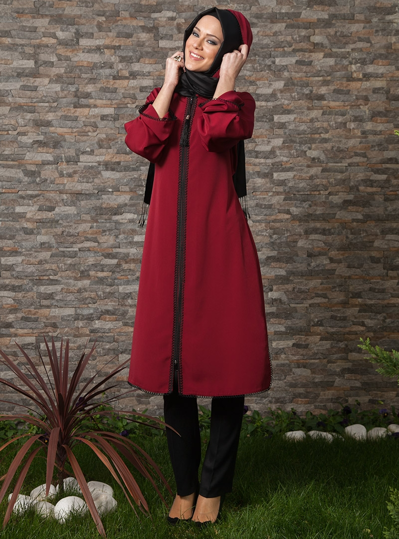 2013 Winter Dress Models For Muslim Womens Latest