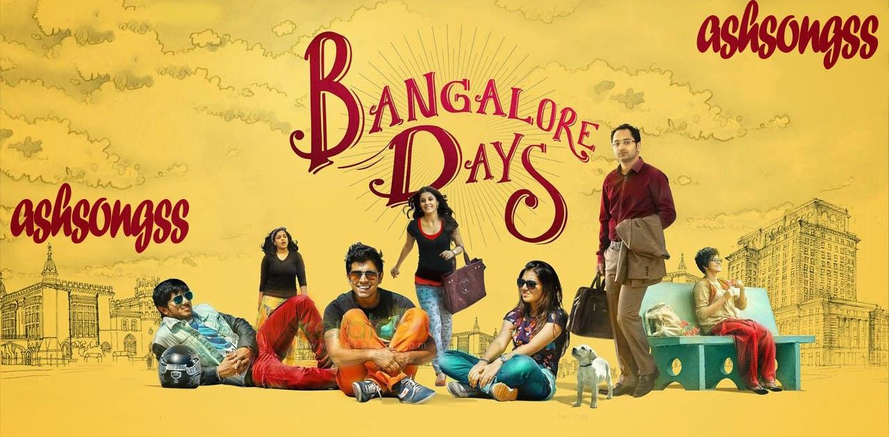 ashsongss.blogspot.com: download Bangalore Days film mp3 songs