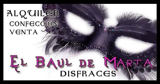 Disfraces - El Baúl de Marta