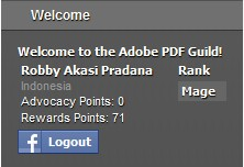 My Point of Adobe PDF Guild