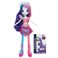 Equestria Girls Rarity Neon Doll