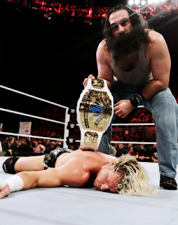 Luke Harper WWE Superstar