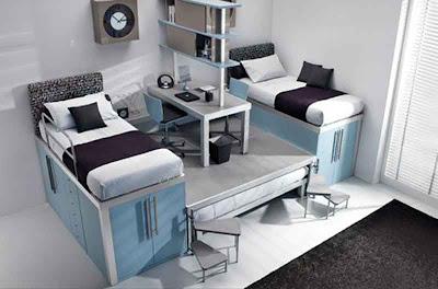 Gambar Desain Interior Kamar Tidur 08