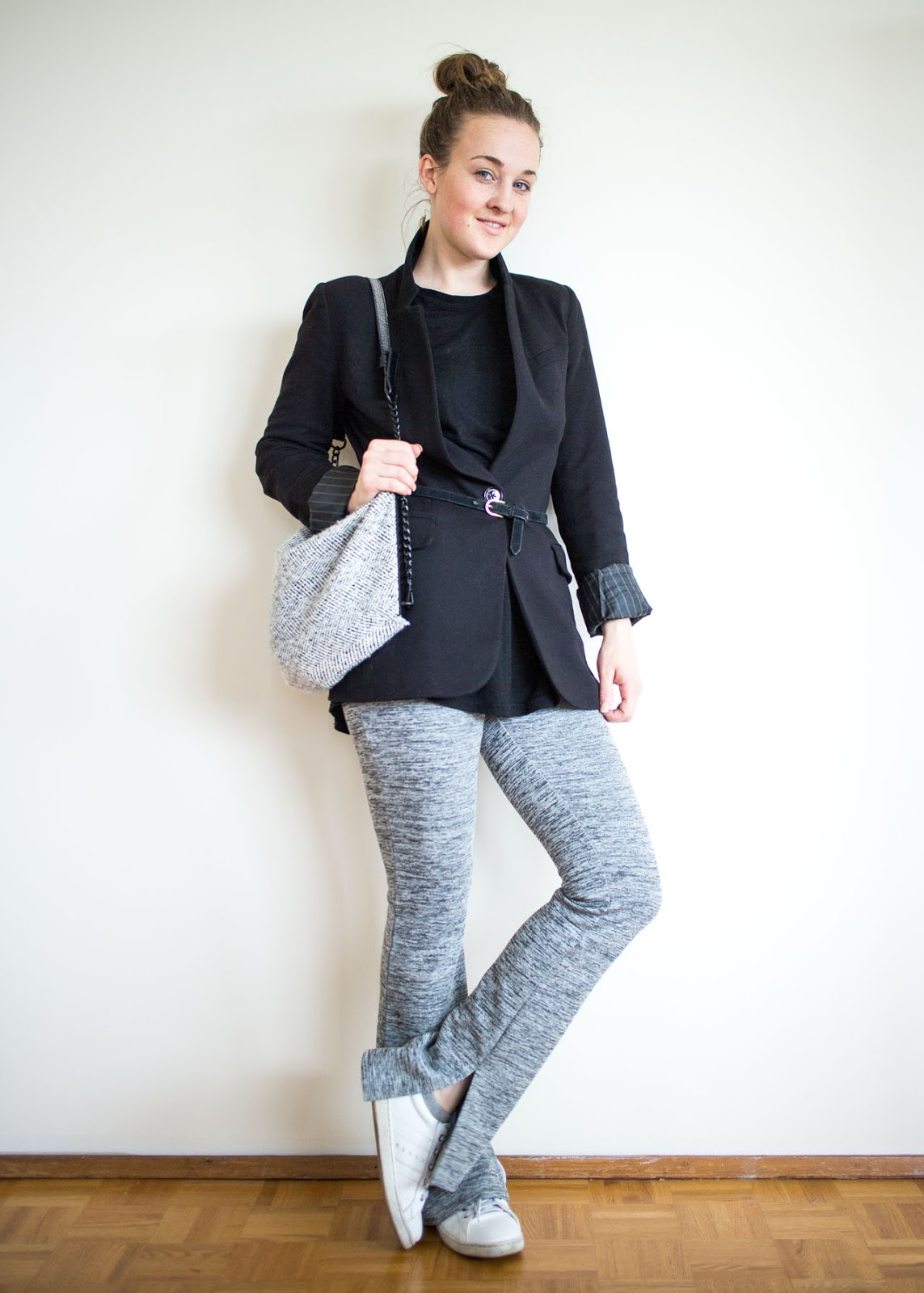 new - H&M pants - Outfit - Vancouver Fashion and Style Blog