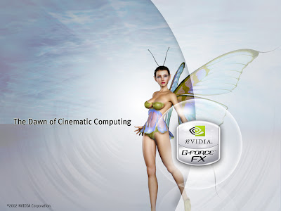 NVIDIA Geforce FX Wallpapers