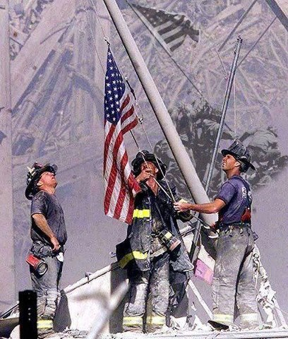 We Will Never Forget. NYFD 9/11 Heroes