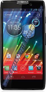 Smartphone Motorola RAZR HD 4G