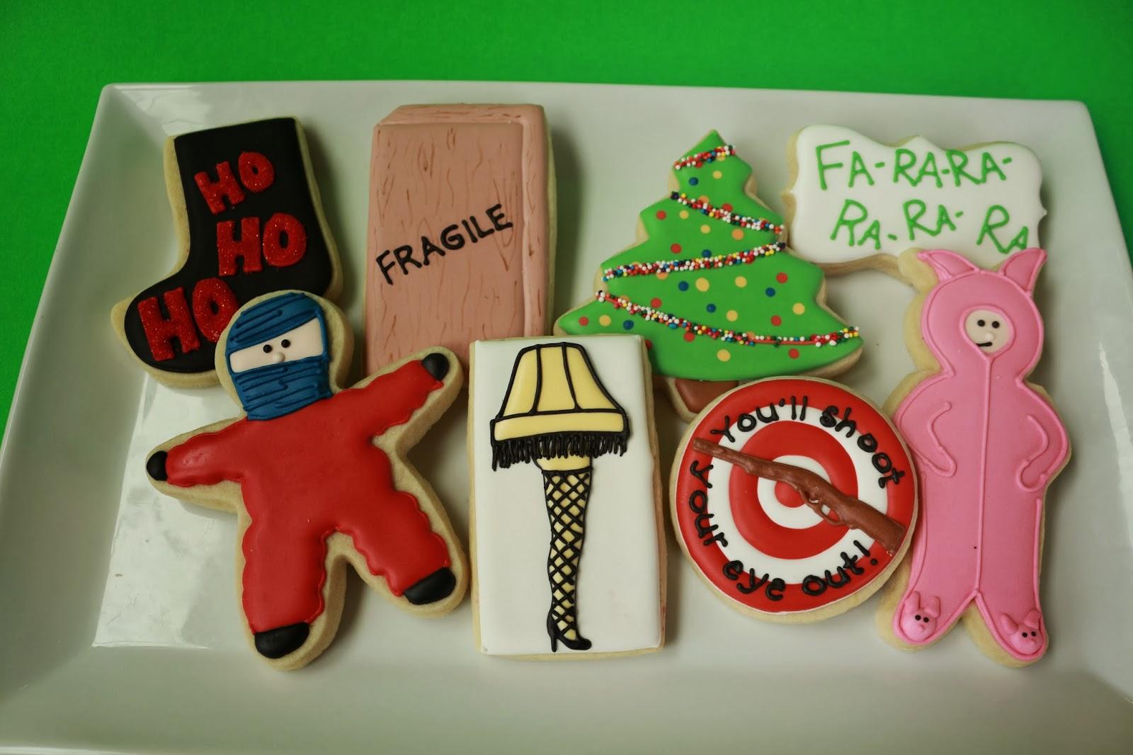 Jaclyn S Cookies Christmas Cookies