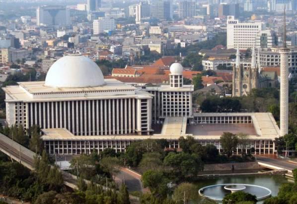 Masjid Istiqlal - Indonesia