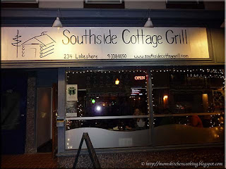 Southside Cottage Grill in Oakville, Ontario