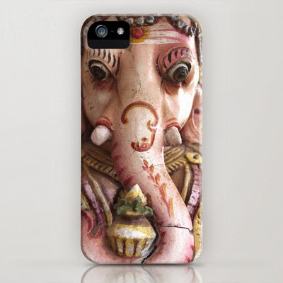 Ganesha on iPhone case