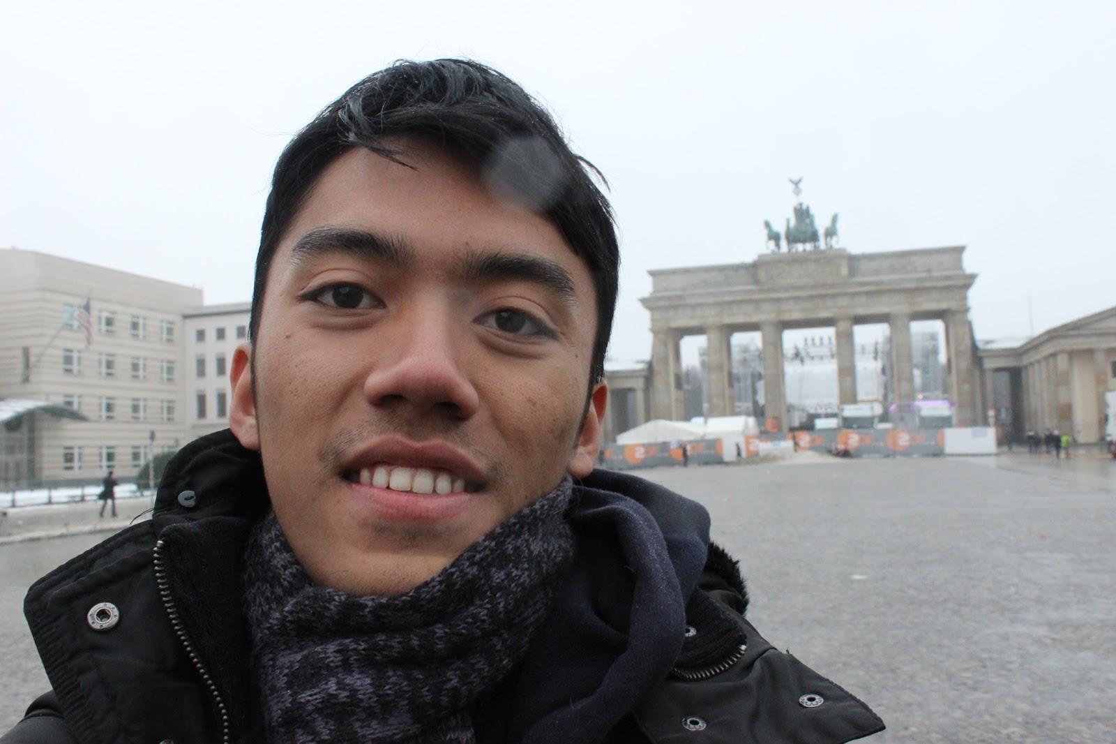Jalan-Jalan di Berlin, Jerman-3 brandenburg gate