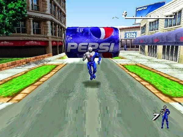 Pepsiman GAme For Pc  Free Download Full Version
