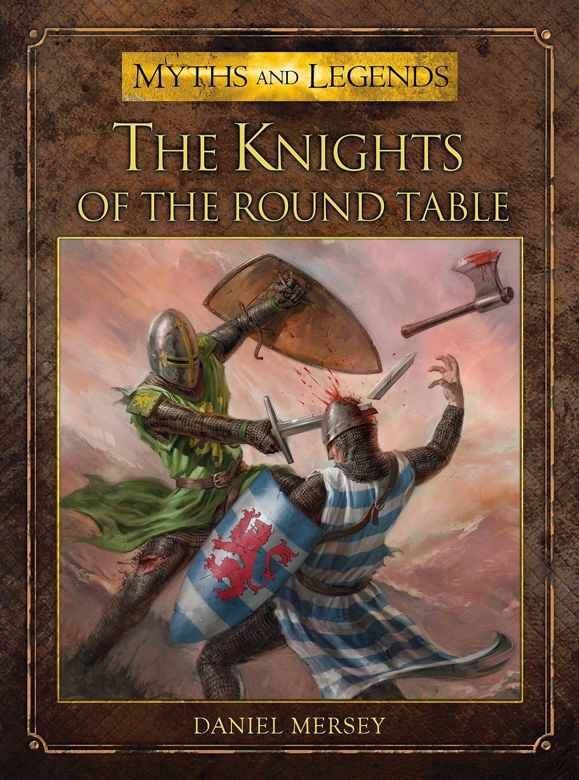Merseybooks knights of the round table new cover for 10 knights of the round table
