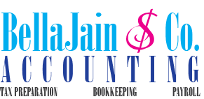 BellaJain Co. Accounting