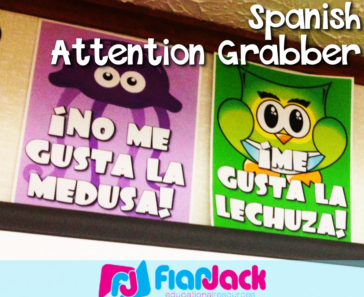 flapjack educational resources another spanish attention grabber