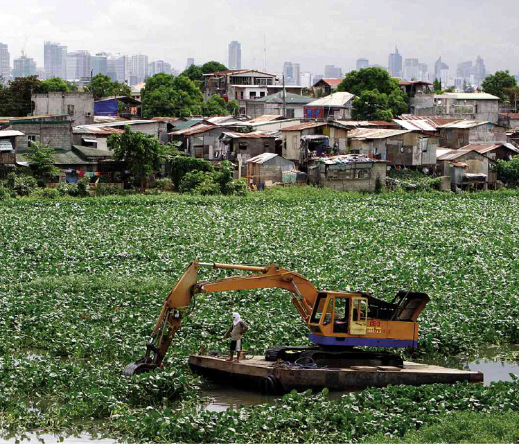 Pasig River Pollution Pasig River's Pollution