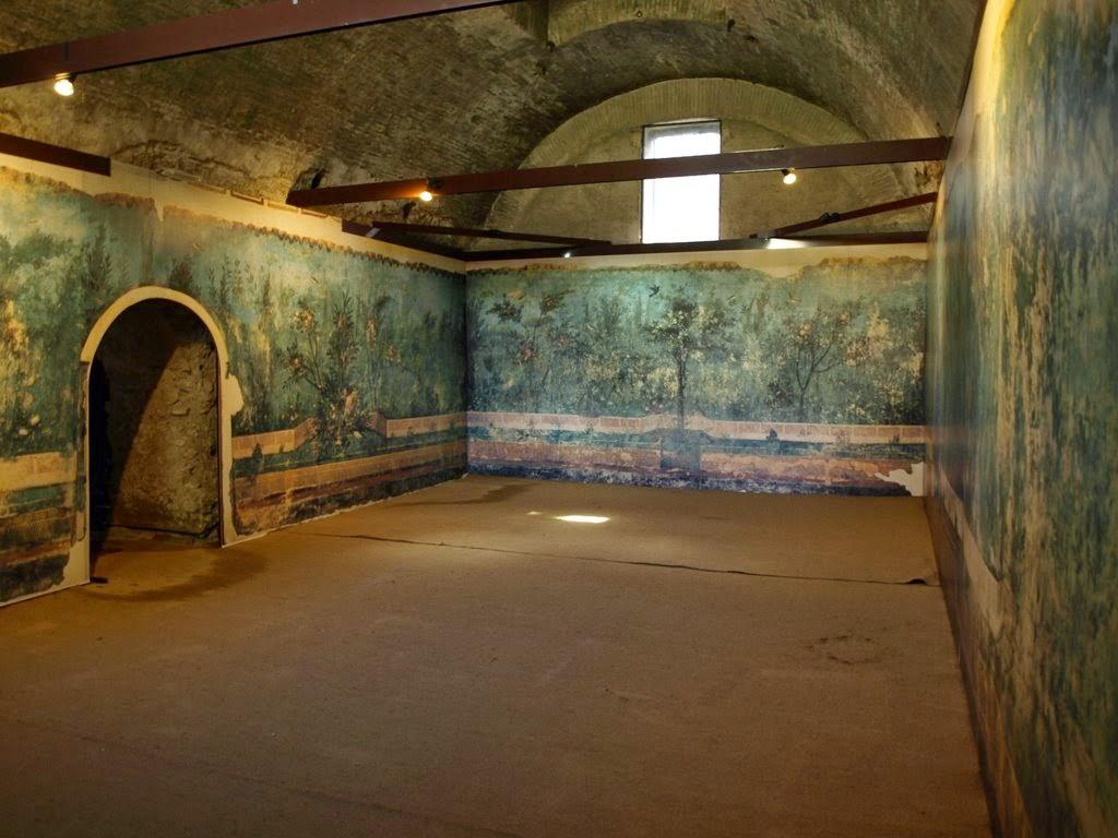 Via Di Villa Livia