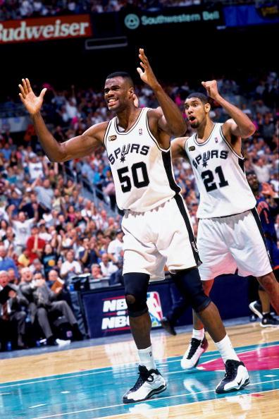 DAR Sports: 1999 NBA Finals- San Antonio Spurs vs New York Knicks - DefineARevolution.com