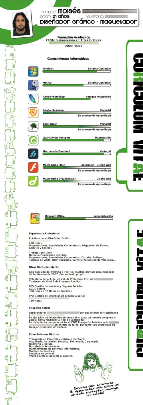 Meld Magazine  Creative Resume Ideas
