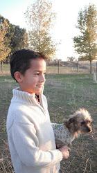 Jonathan Samuel, age 12