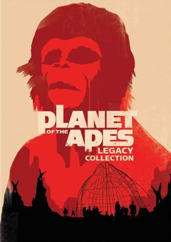 Planeta dos Macacos: Coleção Clássica Torrent - BluRay 720p Dublado