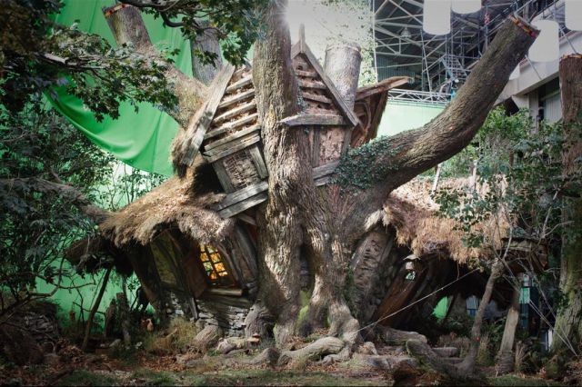 The Hobbit Behind The Scenes Damn Cool Pictures