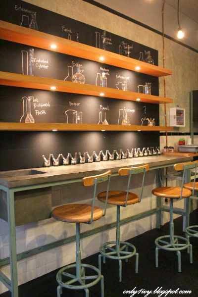 Restoran Unik The Lab