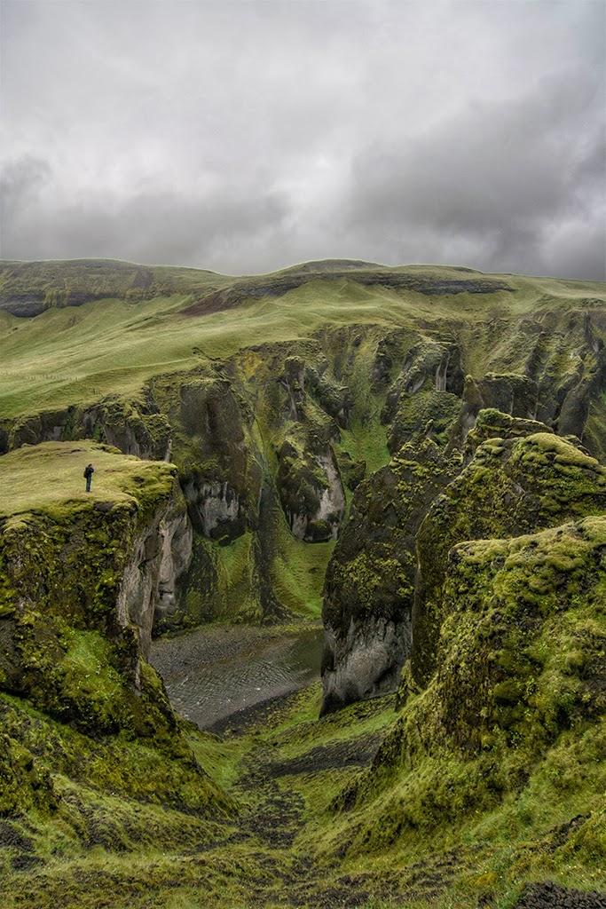 Iceland Canyon, USA