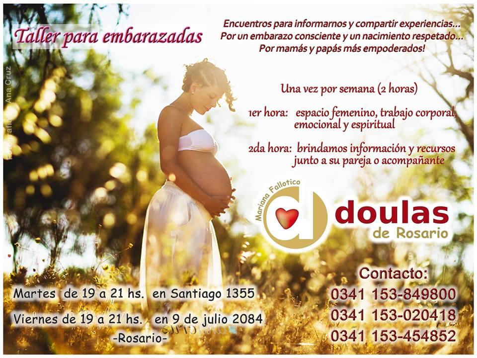 Preparación para el nacimiento y la maternidad