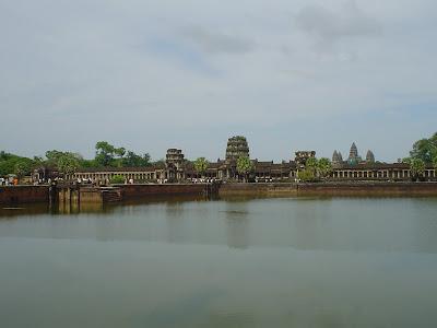 Tempel von Angkor - Kambodscha