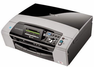 Brother DCP-395CN Printer Driver Download For Windows 32bit/64bit