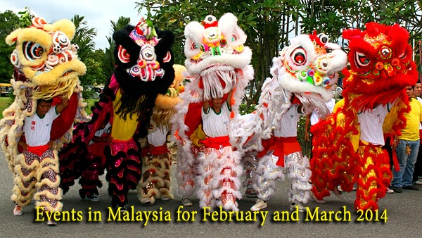 Chinese New Year 2014 in Malaysia