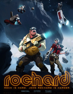 Rochard Game Review