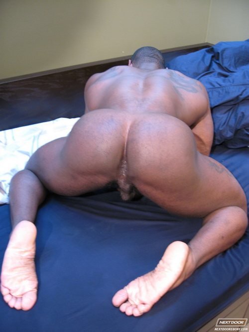 Gay ebony big ass
