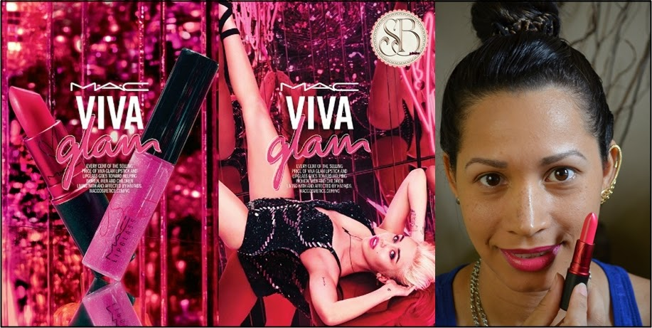Somando Beleza, Neiva Marins, Viva Glam Miley Cyrus Mac, Lançamento, Plazza Shopping Niterói