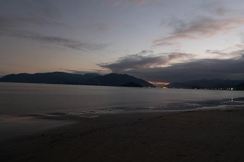 Praia da Lagoinha - Ubatuba - Brasil