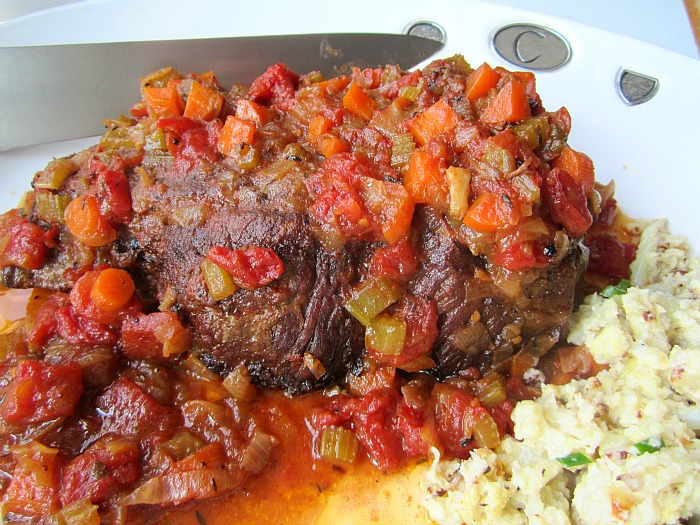 Stacey Snacks: Domenica's Italian Pot Roast
