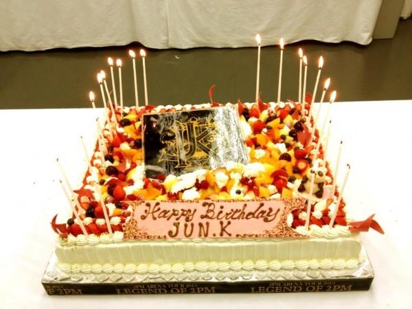 Happy Birthday Jun.K 2PM