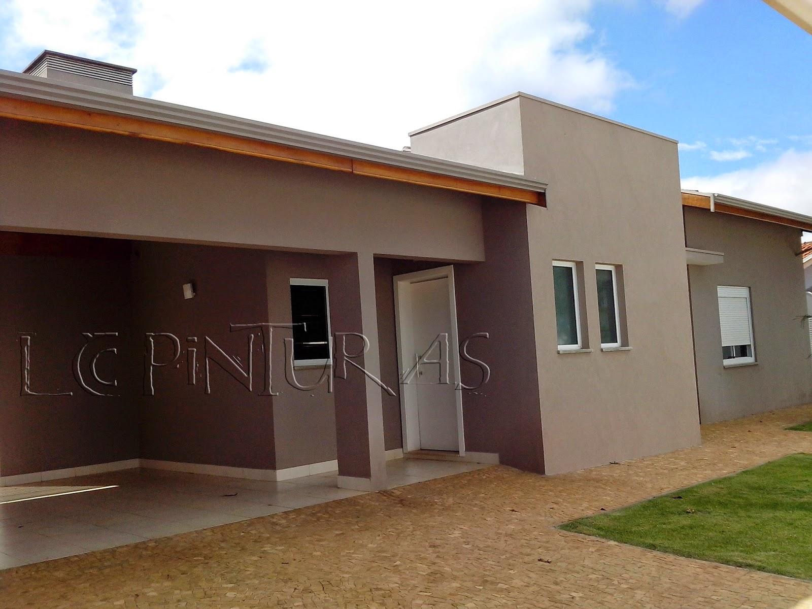 Pinturas residenciais for Pinturas para pintar casas