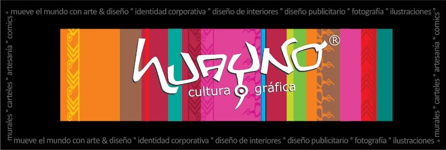 huayno cultura  grafica