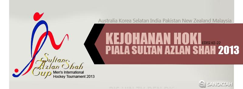 Kejohanan Hoki Piala Sultan Azlan Shah 2013