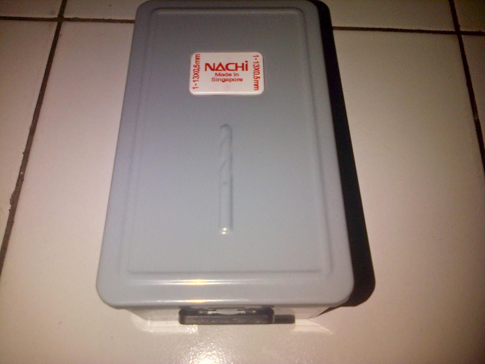 Mata Bor Besi Nachi 2 Ml Daftar Harga Terbaru Dan Terlengkap Indonesia Drill Hss Bukan Guhring Juga Guehring 7mm Set