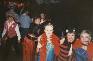 """1986年2月,狂欢节,在波恩市""""贝多芬音乐厅""""。"""