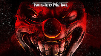 #28 Twisted Metal Wallpaper